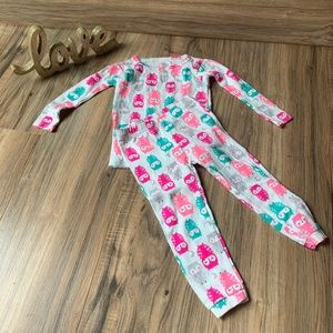 Just One You 2 pcs Shirt Pajama Loungewear Set